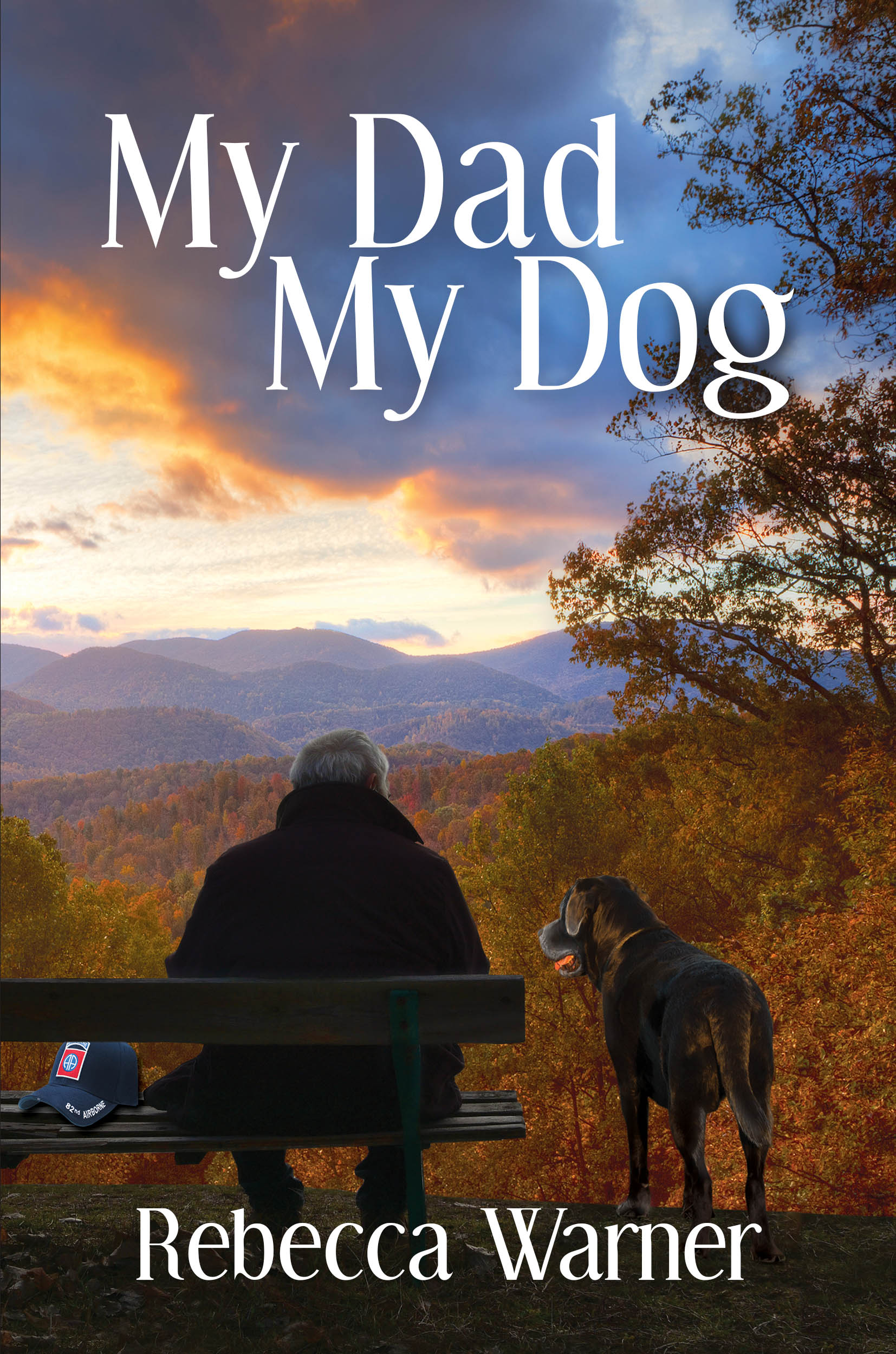 My Dad My Dog by author Rebecca Warner